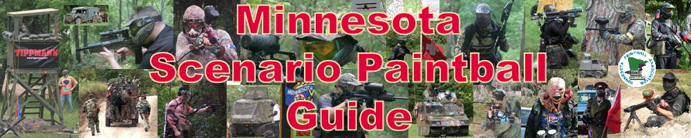 Scenario Paintball Guide